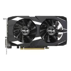Видеокарта Asus PCI-E DUAL-GTX1050-O2G-V2 nVidia GeForce GTX 1050 2048Mb 128bit GDDR5 1404/7008 DVIx1/HDMIx1/DPx1/HDCP Ret
