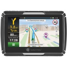 "GPS навигатор NAVITEL G550, 4.3"", авто, 4Гб, Navitel, черный"