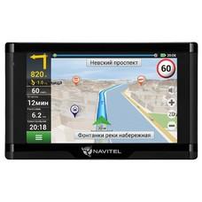 "GPS навигатор NAVITEL E500 Magnetic, 5"", авто, 8Гб, Navitel, серый"