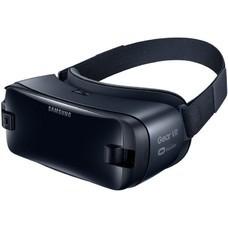 Очки виртуальной реальности SAMSUNG Galaxy Gear VR SM-R325, темно-синий [sm-r325nzvaser]
