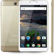 Планшет GINZZU GT-7210, 1GB, 8GB, 3G, 4G, Android 7.0 золотистый [00-00001036]