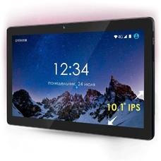 "Планшет Ginzzu GT-1050 SC9832 (1.3) 4C/RAM1Gb/ROM16Gb 10.1"" IPS 1280x800/3G/4G/Android 7.0/черный/5Mpix/5Mpix/BT/GPS/WiFi/Touch/microSDHC 32Gb/minUSB/5000mAh"