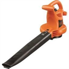 Воздуходувка-пылесос BLACK & DECKER GW2500-QS, оранжевый