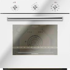 Духовой шкаф DARINA 1U BDE 111 707 W,  белый