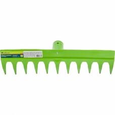 Грабли садовые 11 зубьев без черенка СибрТех [61736]