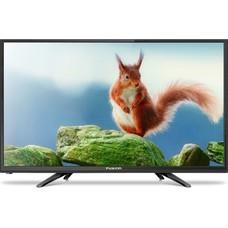 "LED телевизор FUSION FLTV-24B100 ""R"", 24"", HD READY (720p), черный"