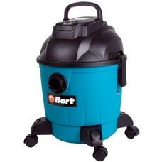 Строительный пылесос BORT BSS-1218 синий [91272256]