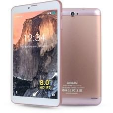 Планшет GINZZU GT-8105, 1GB, 8GB, 3G, Android 6.0 розовый [00-00001040]