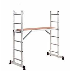 Алюминиевая лестница помост 3 В 1 (арт. в серт.: 1415206)