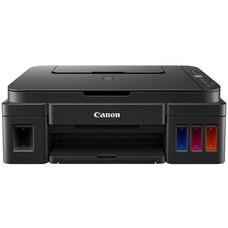 МФУ струйный CANON Pixma G2411, A4, цветной, струйный, черный [2313c025]