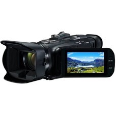 "Видеокамера Canon Legria HF G26 черный 20x IS opt 3"" Touch LCD 1080p XQD+SDHC Flash/WiFi"