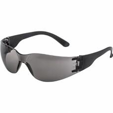 Очки защитные открытые, поликарбонатные, затемненные ОЧК203 (0-13023)
