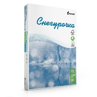Бумага Снегурочка A4 / 500 листов