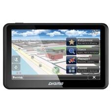 """GPS навигатор DIGMA ALLDRIVE 505, 5"""", авто, 4Гб, CityGuide, черный"""