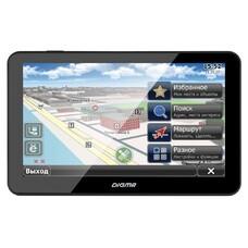 """GPS навигатор DIGMA ALLDRIVE 707, 7"""", авто, 4Гб, CityGuide, черный"""