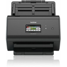 Сканер BROTHER ADS2800W черный [ads2800wux1]