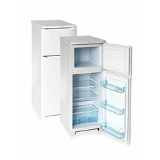Холодильник БИРЮСА Б-122, двухкамерный, белый
