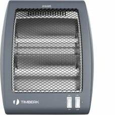 Инфракрасный обогреватель TIMBERK TCH Q1 800, 800Вт, серый