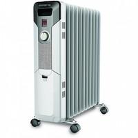 Масляный радиатор POLARIS PRE N 1125, 2500Вт, белый