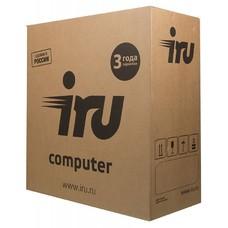 Компьютер IRU Office 313, Intel Core i3 7100, DDR4 4Гб, 120Гб(SSD), Intel HD Graphics 630, Free DOS, черный [1005811]
