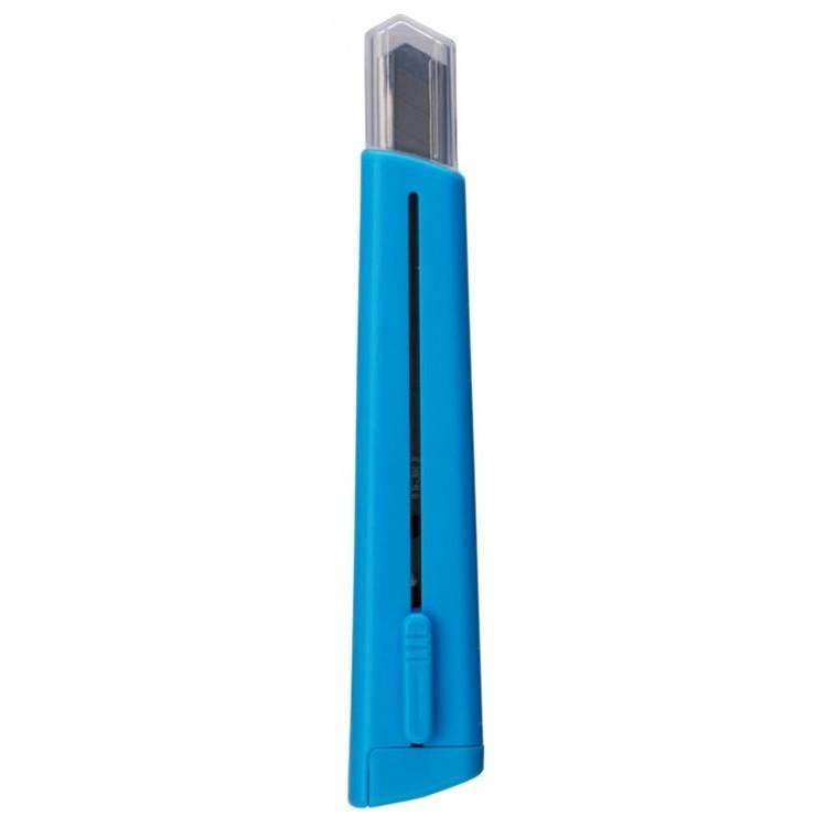 Нож канцелярский 18 мм большой Deli арт. 2040