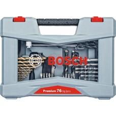 Набор бит BOSCH Premium Set-76, 76шт [2608p00234]