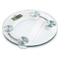 Напольные весы SINBO SBS 4444, до 180кг, цвет: прозрачный