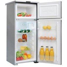 Холодильник САРАТОВ 264, двухкамерный, серый