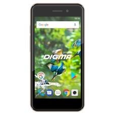 Смартфон DIGMA A453 3G Linx, золотистый [LT4038PG]