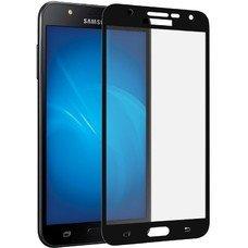 Защитное стекло для экрана DF sColor-30 для Samsung Galaxy J7 Neo, 1 шт, черный [df scolor-30 (black)]