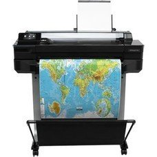 """Плоттер HP Designjet T520 e-Printer 2018ed, 24"""" [cq890c]"""