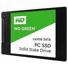 "SSD накопитель WD Green WDS120G2G0A 120Гб, 2.5"", SATA III"