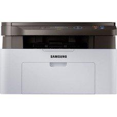МФУ лазерный SAMSUNG SL-M2070W, A4, лазерный, белый [ss298b]