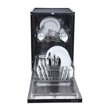 Посудомоечная машина узкая LEX PM 4542, черный