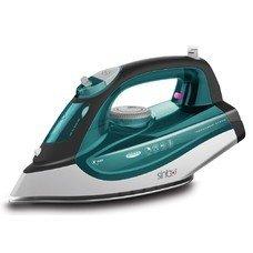 Утюг SINBO SSI 6612, 2200Вт, зеленый/ белый