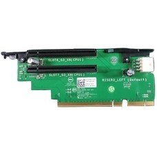 Райзер Dell 330-BBEZ for R730 3 Left 2 x8 PCIe Slots with at least 1 ProcessorCusKit