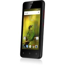 Смартфон FLY Stratus 8 FS408, черный