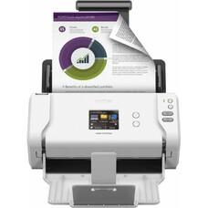Сканер BROTHER ADS-2700W белый [ads2700wtc1]