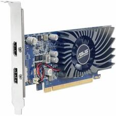 Видеокарта Asus PCI-E GT1030-2G-BRK nVidia GeForce GT 1030 2048Mb 64bit GDDR3 1228/6008 DVIx1/HDMIx1/HDCP Ret low profile