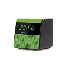 Радиобудильник HARPER HRCB-7768, зеленая подсветка, зеленый