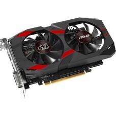 Видеокарта Asus PCI-E CERBERUS-GTX1050TI-O4G nVidia GeForce GTX 1050TI 4096Mb 128bit GDDR5 1366/7008 DVIx1/HDMIx1/DPx1/HDCP Ret