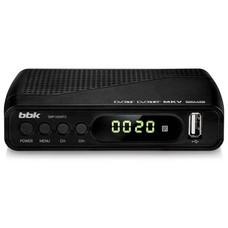 Ресивер DVB-T2 BBK SMP145HDT2, черный