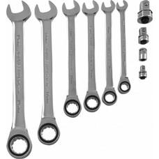 Набор инструментов JONNESWAY W45110S, 10 предметов [48879]