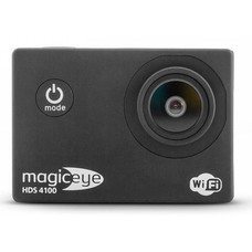 Экшн-камера GMINI MagicEye HDS4100 Full HD 1080p, WiFi, черный
