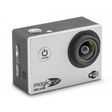 Экшн-камера GMINI MagicEye HDS4100 Full HD 1080p,  WiFi,  серебристый [hds4100 silver]