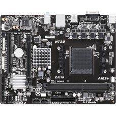 Материнская плата GIGABYTE GA-78LMT-S2 R2, SocketAM3+, AMD 760G, mATX, Ret