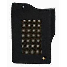 """Чехол для планшета HAMA черный/золотистый, для планшетов 10.5"""" [00182358]"""