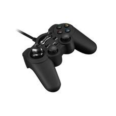 Проводной контроллер CANYON CNS-GP4, для PlayStation 2/3/PC, черный, 1.8м [apcnsgp4]