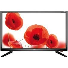 """LED телевизор TELEFUNKEN TF-LED24S37T2 """"R"""", 23.6"""", HD READY (720p), черный [TF-LED24S37T2(ЧЕРНЫЙ)]"""