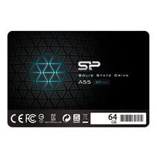 "SSD накопитель SILICON POWER Ace A55 SP064GBSS3A55S25 64Гб, 2.5"", SATA III"